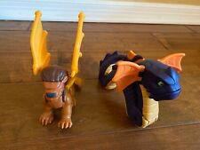 Fisher Price Imaginext Serpent & Winged Lion