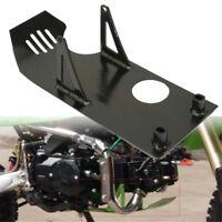 Black Pit Bike Skid Plate Engine Motor Protect For Honda CRF50 XR50 CRF70 US