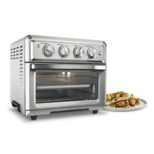 Cuisinart 1800W 0.6 Cu.Ft. Electric Air Fryer Toaster Oven - Stainless Steel
