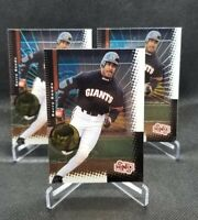 1999 Upper Deck UD Ionix Barry Bonds #51 Lot of 3 Mint San Francisco Giants