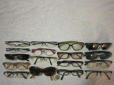 Mixed Lot of 17 Oakley-Valentino-Dolce & Gabbana-Ray-Ban Eyeglasses Socket-Valve