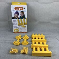 Knitting Board Zippy Master Loom Set Kb6675 (Read Description)