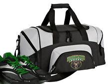 Baylor Small Duffle Gym Bag or Bu Bears Overnight Duffel Lots of Pockets!