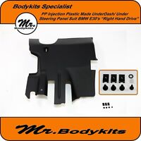 Plastic Under Dash Cover/ Steering Wheel / Knee / Trim Panel Suit All BMW E30