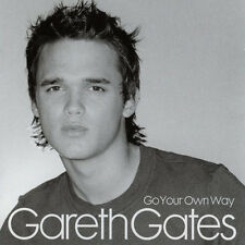 GARETH GATES Go Your Own Way 2-CD NEW & SEALED