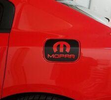Dodge Charger MOPAR Gas Door Vinyl Overlay 2011+ Hemi  Decal sticker 2015+