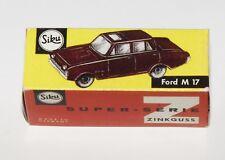 "SIKU V 232 Ford Taunus 17m ""badewanne"""