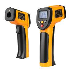 Instant Read Thermometer IR Laser Sight Temperature Gun Infrared Digital LCD