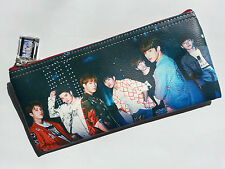 INFINITE Photo Pencil Case Cosmetic Pouch Make Up Pouch KPOP Korea Gift