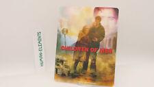 CHILDREN OF MEN - Lenticular 3D Flip Magnet Cover FOR bluray steelbook