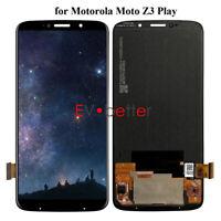 NYFor Motorola Moto Z3 Play XT1929-6 LCD Screen Touch Digitizer Display Assembly