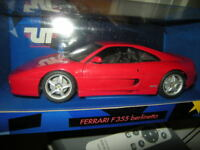 1:18 UT Ferrari F355 berlinetta red/rot Coupe Nr. 180074020 in OVP