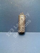 Capacitor Motor Start/Run 10Mf 500V Mab