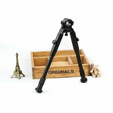 "Fold Up 13-19mm Barrel Clamp Bipod 9"" to 11"" Length Adjustable for Rifle Game"