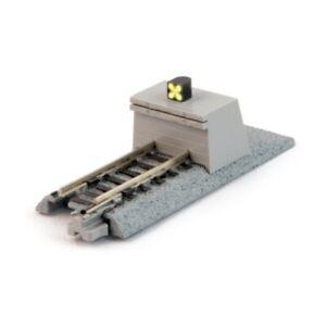 "Kato 20-063 - 66mm (2 5/6"") Illuminated Bumper Track Type A [1 pc]- N Scale"
