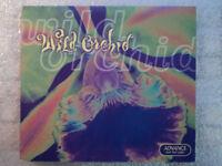 Wild Orchid promo CD rare FERGIE Black Eyed Peas