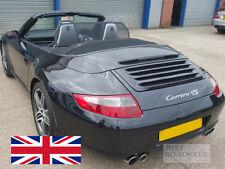Porsche 911 997 Wind Deflector 2005-2011 Mesh Black