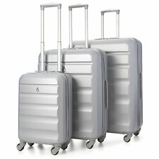 Hard Waterproof Spinner (4) Wheels Suitcases