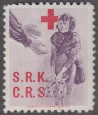 Switzerland Red Cross Stamps