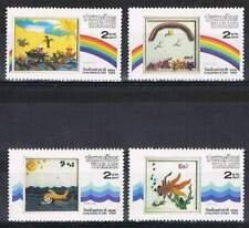 Thailand postfris 1989 MNH 1297-1300 - National Children's Day