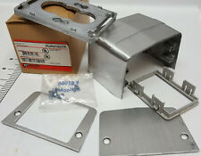 Walker Duct Legrand Wiremold 505act Floor Mount Box With Panels And Hardware