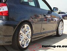 AUDI A3 S3 SIDE SKIRTS M-LOOK  tuning-rs.eu