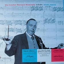 "LE LONDON BAROQUE ENSEMBLE - KARL HAAS 12"" LP (L202)"