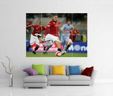Francesco TOTTI ROMA GIANT Wall Art Print picture FOTO POSTER J22