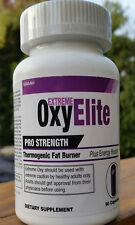 Extreme OXY THERMOGENIC FAT BURNER  90ct ELITE DRUG FREE FORMULA  DIET PILL