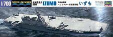 Hasegawa 49031 1/700 JMSDF DDH-184 Izumo Helicopter Destroyer