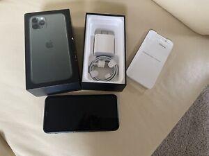 Apple iPhone 11 Pro - 256GB - MidnightGreen (T-Mobile) A2160 (CDMA + GSM)