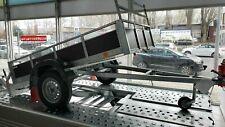 Autoanhänger: Smoke Plus - Tieflader Holz Kippbar NEU