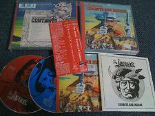 KULA SHAKER the jeevas / cowboys and indians / JAPAN LTD CD&DVD OBI