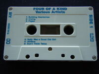 Four Of A Kind - Various Artists Tape Cassette (C7)