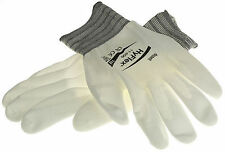 7 Pairs Ansell 11-600 Gloves Size 10 Lightweight for Precision Work