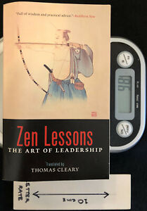 Zen Lessons: The Art of Leadership - PB by Thomas Cleary