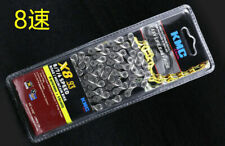 KMC X8.93 MTB Road Bike Chain Bicycle Chain 116L Silver 6/7/8 Speed Cycling New