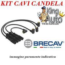 KIT CAVI CANDELE BRECAV 06.580 FIAT MULTIPLA 1.6i 16V BIPOWER