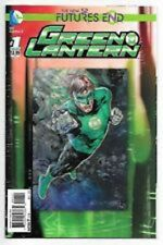 Green Lantern Futures End #1 3-D Cvr VF/NM