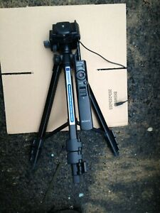 Sony VCT-60AV Tripod With Wired Remote Control for Sony Camcorders Fluid Head