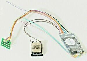 ESU 58410 Loksound 5 mit Lautsprecher, 8-pin, mit Wunsch-Sound möglich