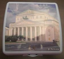 Tupperware A 126 Sandwichbox Griechenland Pausendose Brotdose Hellblau Neu OVP