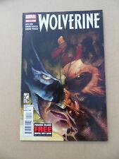 Wolverine (vol 4) 310 . Marvel 2012 . VF - minus