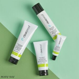 MARY KAY CLEAR PROOF~YOU CHOOSE~CLEANSER~TONER~MASK~ACNE GEL~FULL SIZE & TRAVEL!