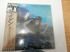"""Roxy Music-Siren Japan Import Mini CD  Complete w/insert and OBI """"Out Of Print"""""""