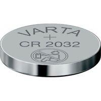 VARTA CR2032 Bouton Lithium 3 V Bulk Piles - Date 2030 - SANS BLISTER
