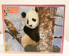 "1999 Leap Year - Puzzle World ""Panda"" 100 Piece Puzzle - BRAND NEW"