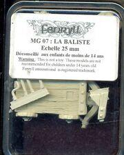 FENRYLL 1  BLISTER MC07 LA BALISTE