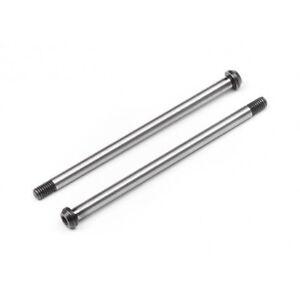 HB Racing HB109850 D817 Hinge Pin Set Rear Outer 2pcs