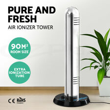 Air Purifier Home Purifiers Portable Plasma Ionizer Tower Cleaner Ionic Filter